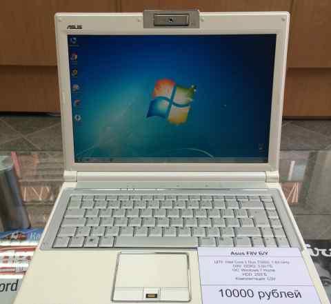 Ноутбук Asus F8V