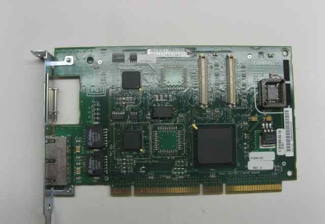Сетевая карта Hewlett-Packard nc3134