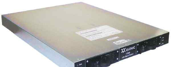 Infiniband Switch QLogic 12300, 40Gbps, 36port