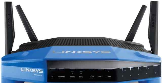 Linksys WRT1900 AC