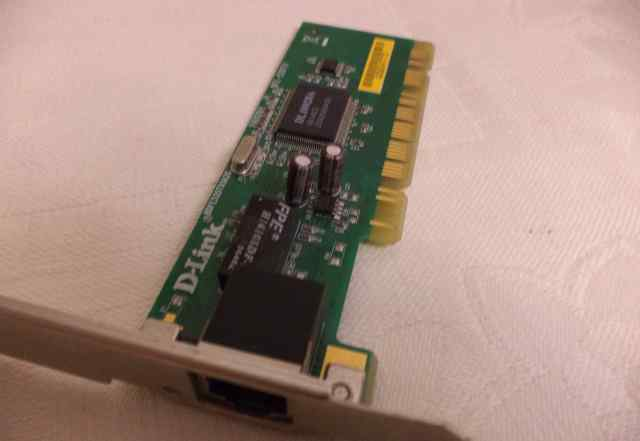 Сетевая плата D-Link DFE-520TX