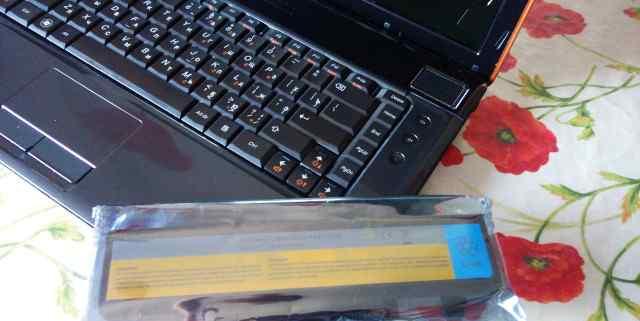 Ноутбук Lenovo Y550 + новая батарея