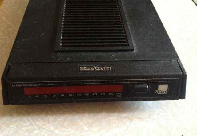 Модем 3com Courier