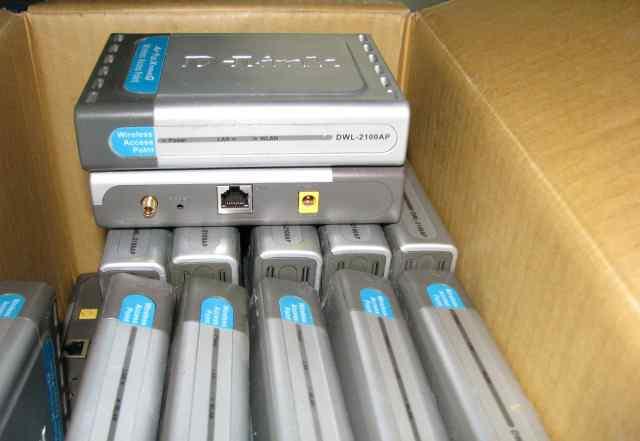 DWL-2100AP Точка доступа D-Link