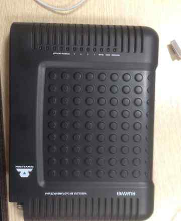 Huawei EC506 cdma модем-роутер Wifi