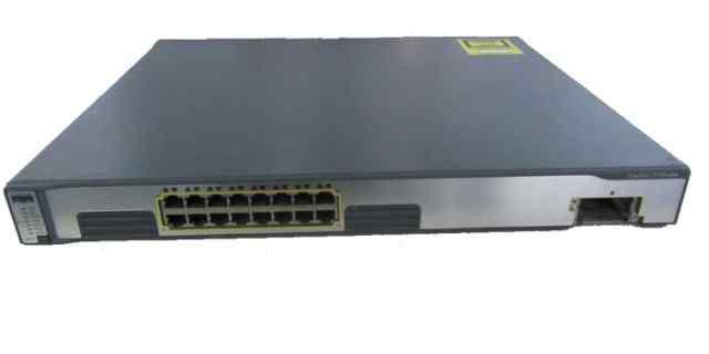 Cisco 3750G 16TD S