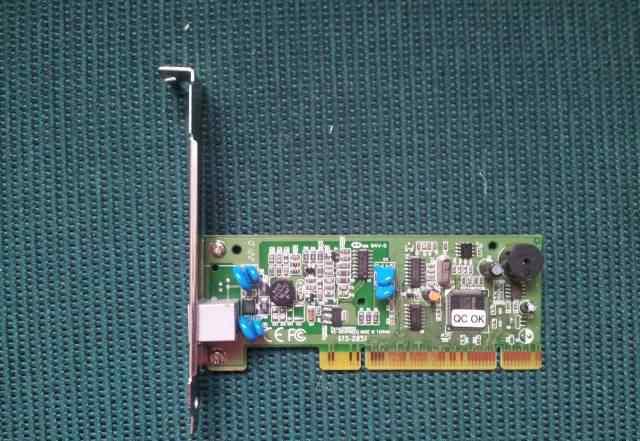 Модем smart link 56K voice WS-5614pmsg (PCI)