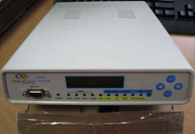 OlenCom H3900 G. shdsl E1 модем мультиплексор