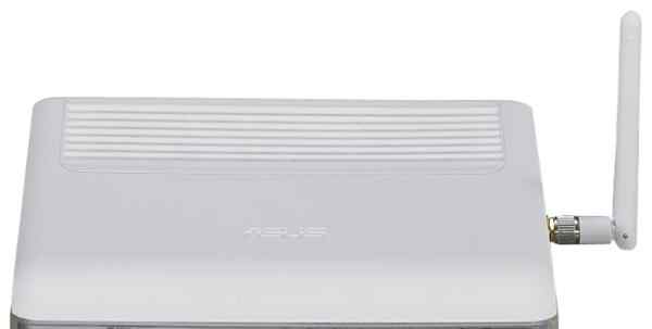 Wi-Fi роутер Asus WL-AM604g