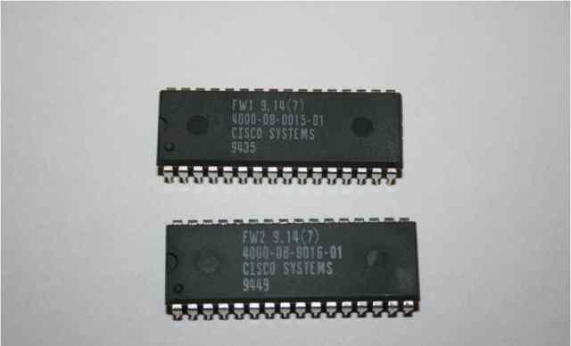 Чип для роутеров Cisco