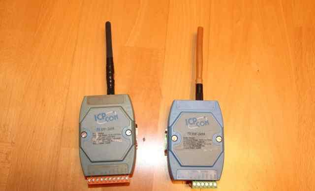 SST-2450 - Радиомодем 2.4 ггц с портом интерфейс