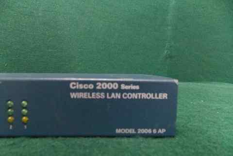 Cisco Aironet 2006 wlan контроллер air-wlc2006-k9