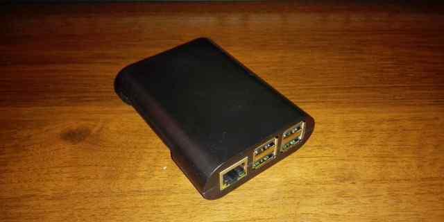 Контроллер RaZberry на базе Raspberry Pi2 и Z-Way