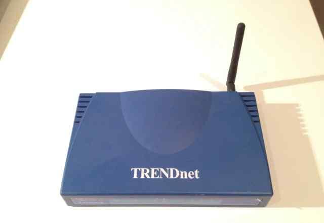Wi-Fi роутер маршрутизатор Trendnet TEW-452BRP