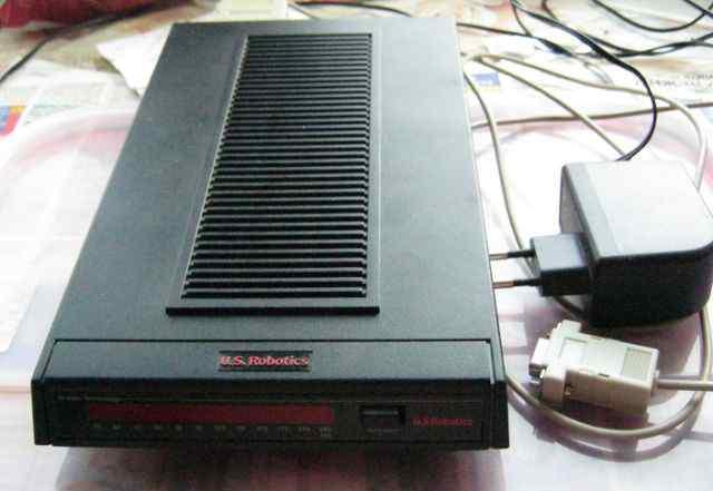 Факс-Модем USR Courier 3453 56K V90