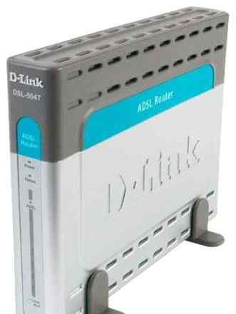 Adsl модем dlink-504