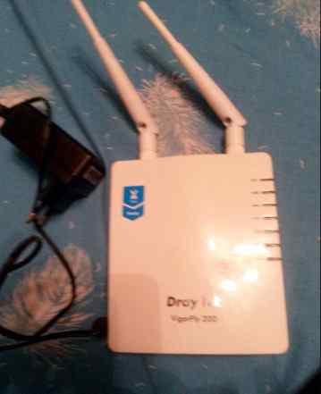 Роутер DrayTek VigorFly 200 для Yota LTE, Мегафон