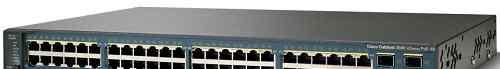 Коммутатор Cisco Catalyst WS-C3560V2-48