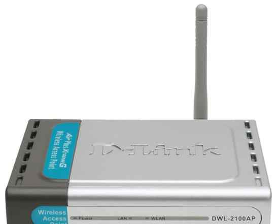 WiFi точка доступа D-link DWL-2100 AP