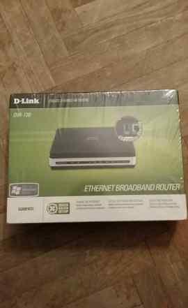 Маршрутизатор D-link DIR-120