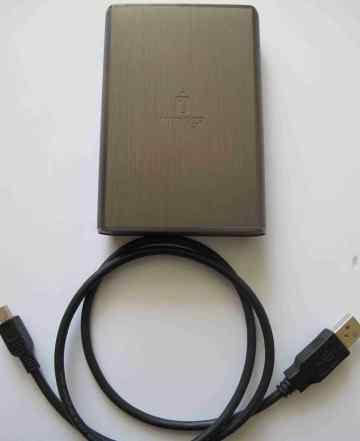 Внешний жесткий диск iomega 1Tb алюминий 2.5