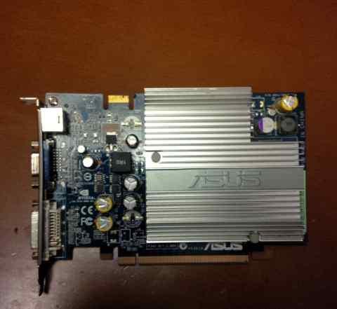 GeForce 7600GS 512 мб