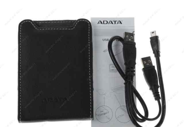 Внешний жесткий диск 2.5 Adata Nobility NH92 500Gb