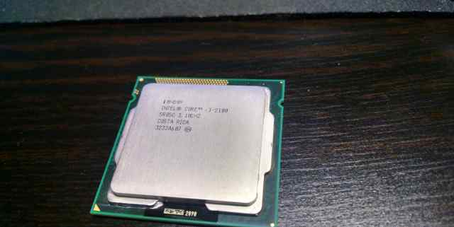 Intel Core i3-2100 Sandy Bridge