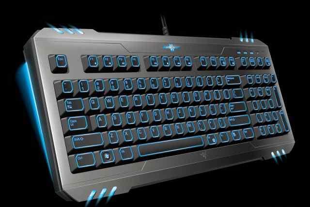 Игровая клавиатура Razer Marauder StarCraft II