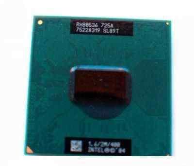 Процессор Pentium M 1.6 Мгц SL89T и селерон 1.6Ггц