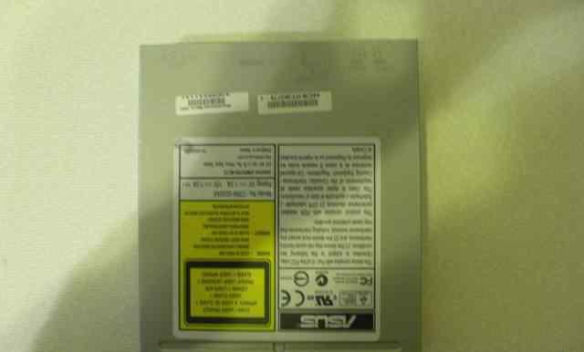 Пишуший CD привод asus CRW-5232AS