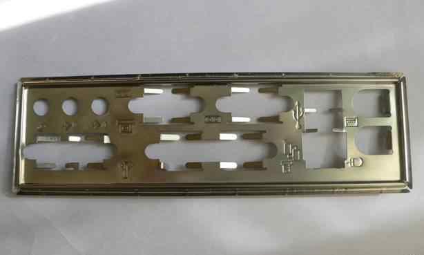 Заглушка (задняя планка) для системного блока