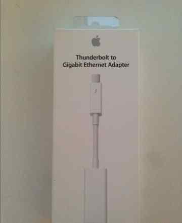 Adapter Mini dp to lan Apple