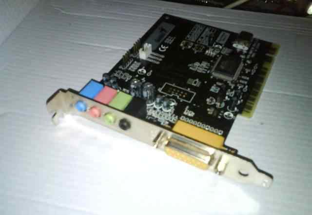Звуковуха Genius MPB-000138 Rev 1.2 (PCI)
