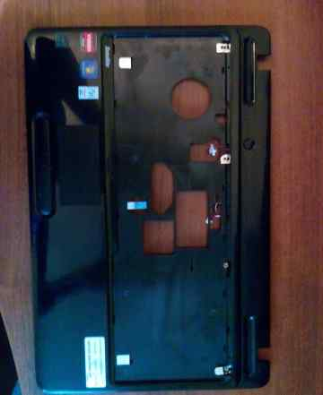 Toshiba L650D верхняя часть корпуса (топкейс)