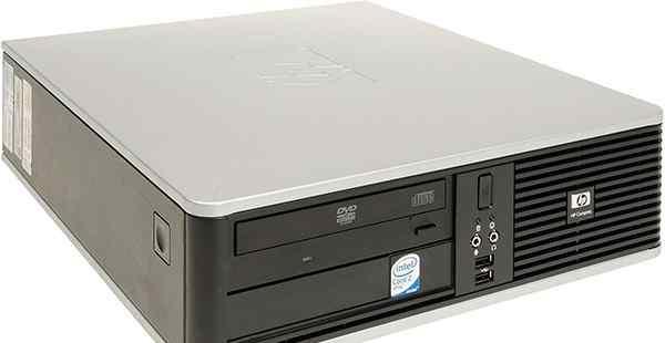Системный блок HP 7800 Small