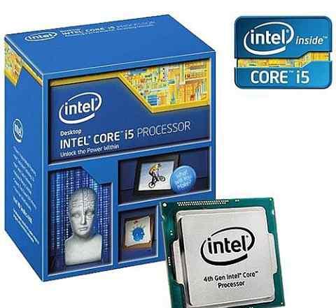 Intel Core i5-4460 (box) новый, нераспечатанный