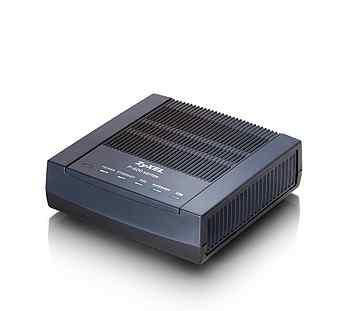 Модем Zyxel P660 RU2 EE adsl2+