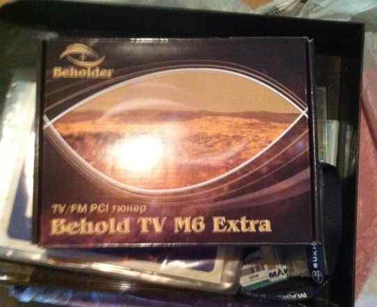 Тв-тюнер Behold TV M6 Extra новый