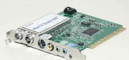 Тв-тюнер AVerMedia Technologies AverTV Studio 507