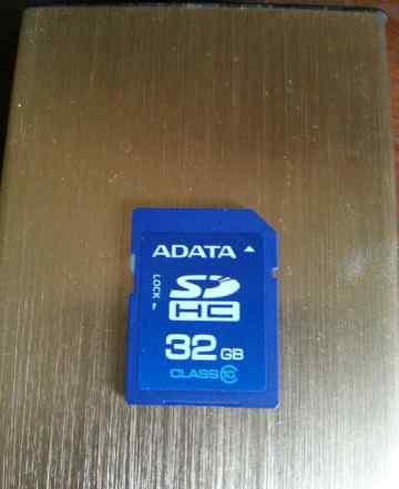 Adata sd mms HC 32GB 10class