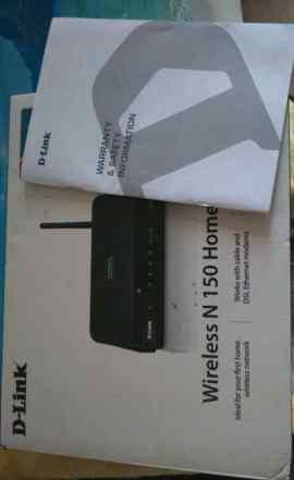 Wifi роутер Dlink N 150