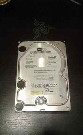 HDD 400GB