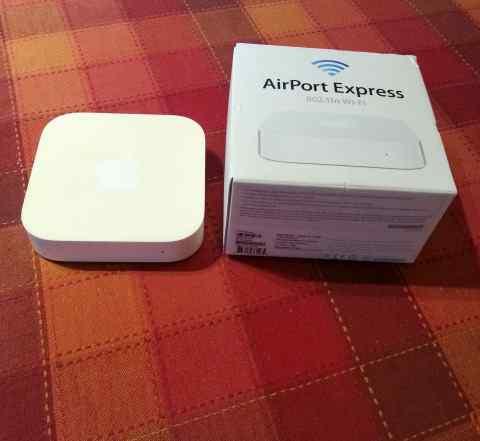 Роутер AirPort Express