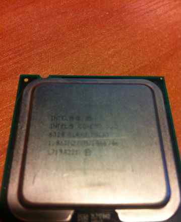 Процессор Intel Core 2 Duo 6320 conroe
