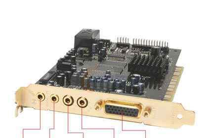 Sound Blaster X-Fi XtremeGamer Fatal1ty Pro