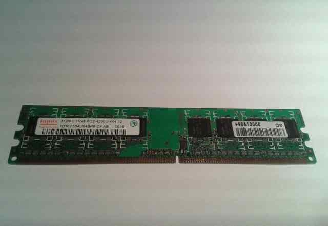 Hynix DDR2 533 dimm 512Mb