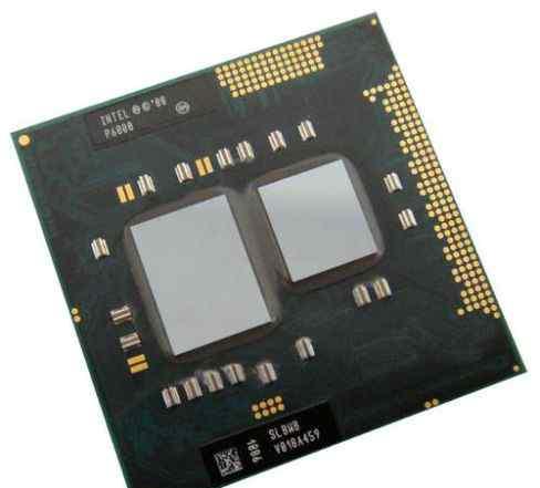 Процессор для ноутбука intel P6100 slbur