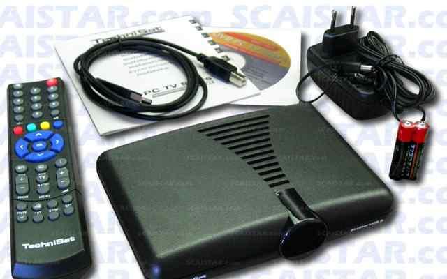 Спутниковый приемник TechniSat SkyStar USB 2
