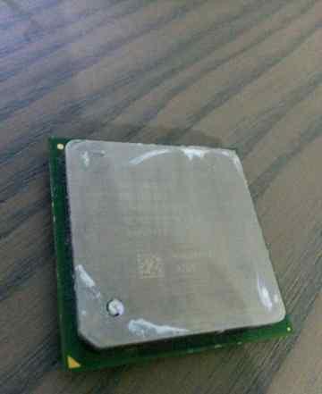 Процессор Intel Pentium 4, 2.4 Ghz, 533